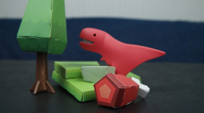 Review: Halftoys Dinos – T-Rex