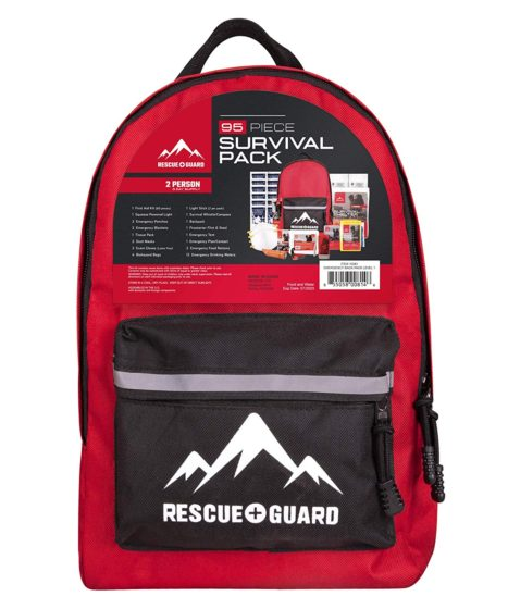 Rescue Guard Survival Backpack