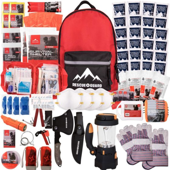 Advanced Rescue Guard Survival Backpack