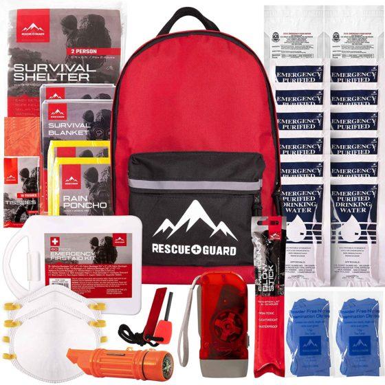 Intermediate Rescue Guard Survival Backpack