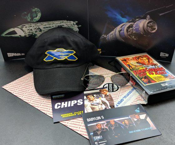 COMET Prize Pack