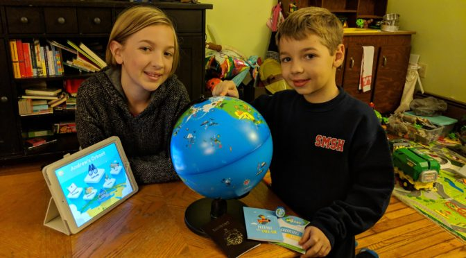 Review: Travel the World with the Shifu Orboot Educational Globe