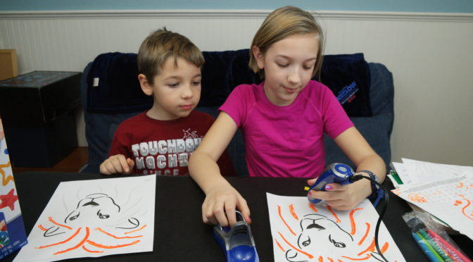 Review: Crayola Crayon Melter