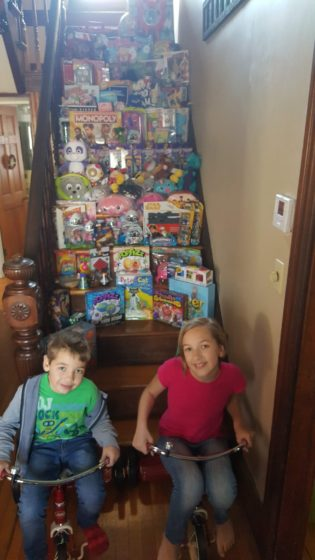 2018 Christmas is for Kids Toy Donation