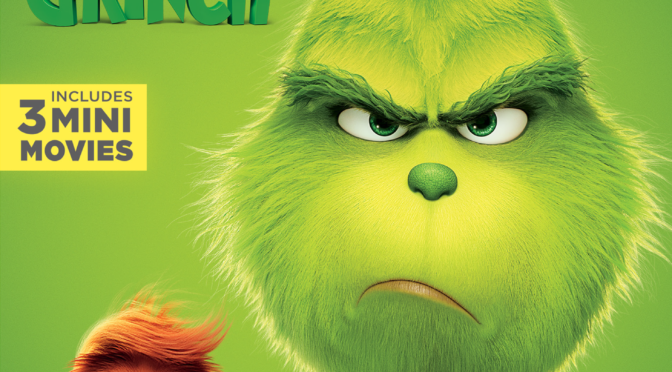 Review: Illumination's The Grinch and a Grinchy Prize Pack Giveaway