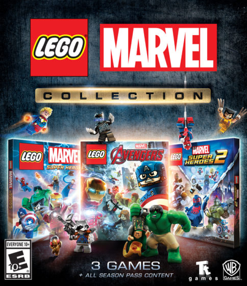 LEGO_Marvel_Collection
