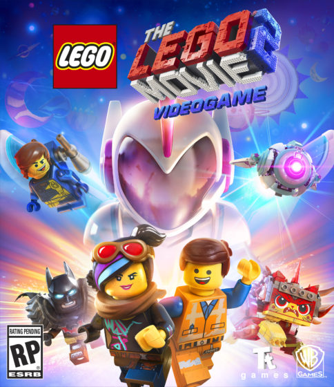 Lego Movie 2 Video Game Art