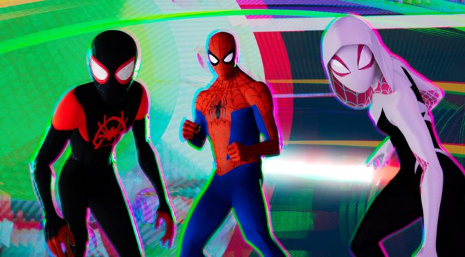 Spider-Man: Into the Spider-Verse DVD Giveaway