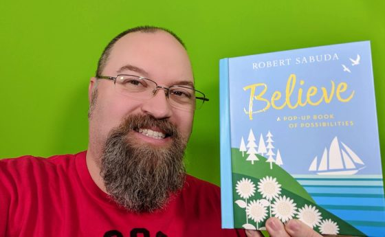 Believe Book Giveaway