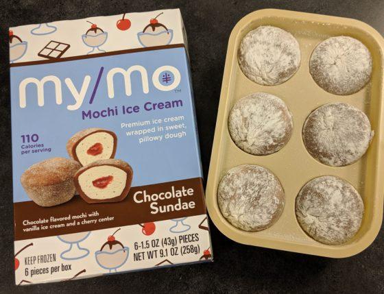 My Mochi Ice Cream