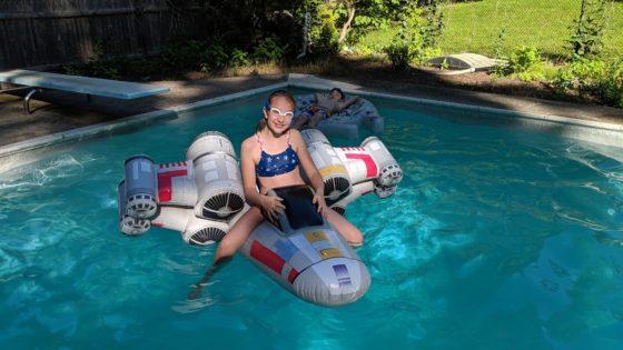 Swimways X-Wing Starfighter