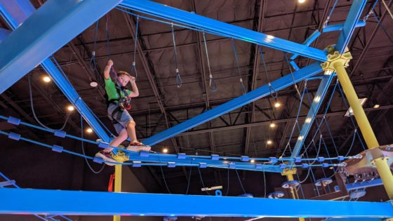 The Ropes Course - no Fear