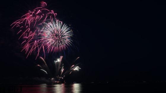Falmouth Fireworks