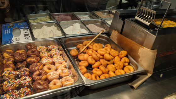 The Doughnuttery