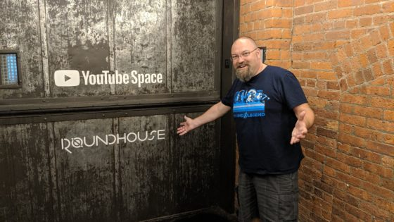 Fun at You Tube Space