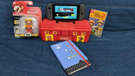 Super Mario Maker 2 Swag