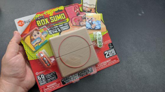 Box Sumo HEXBUG