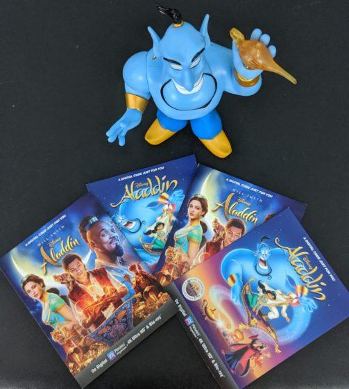 Disney Aladdin Giveaway