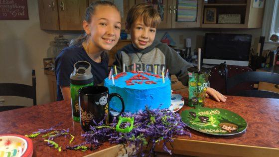 A Harry Potter Cake