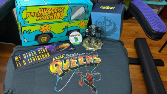 July 2019 Loot Crate