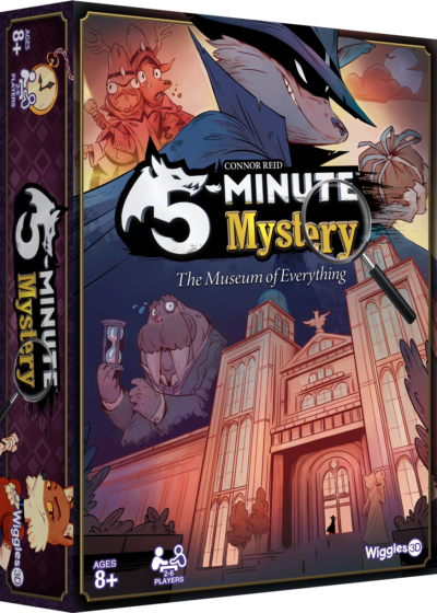 Five Minute Mystery Box-Standard-Edition