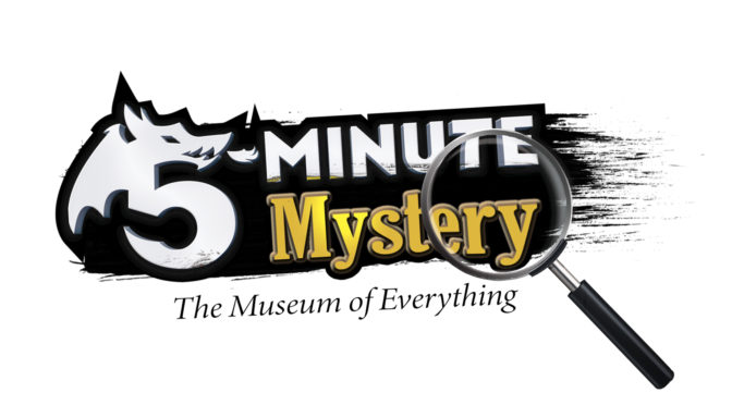 Five Minute Mystery – BenSpark's Holiday Gift Guide