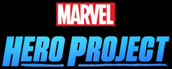 Marvel Hero Project Logo