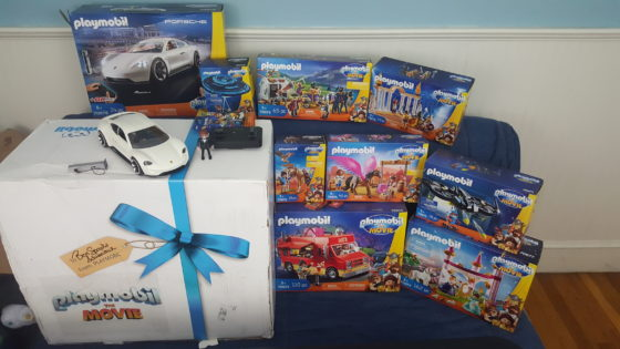 Playmobil the Movie Toy