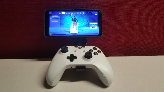 Fortnite on the Go