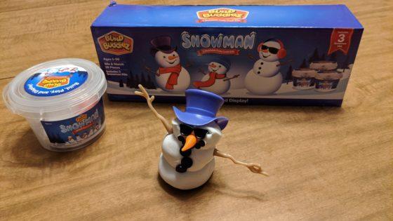 Andrews Snowman