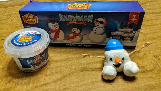 Evas Snowman