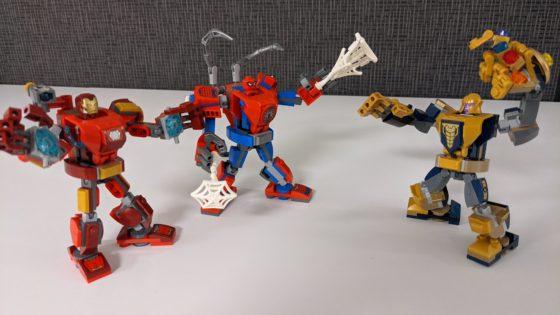 Thanos Takedown