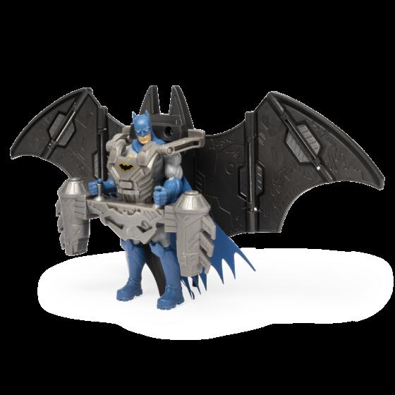 4 Inch Figures_Mega Gear_Batman