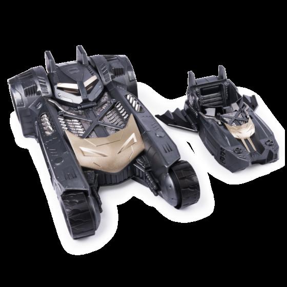 Batmobile_2 in 1_Vehicle