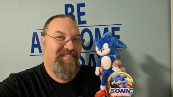 With Sonic