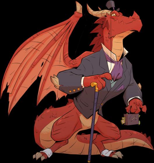 Lord Cinderpuff  Red Dragon