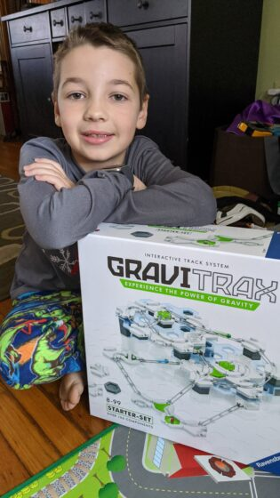 Gravitrax and learning