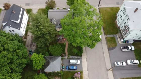 Image of my house from above