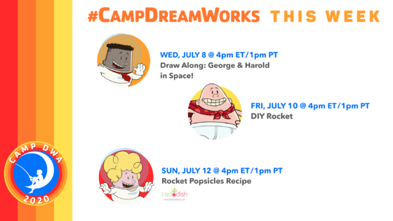 Camp DreamWorks