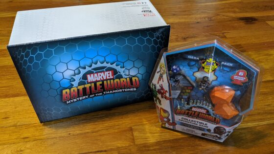 The Battleworld mega box