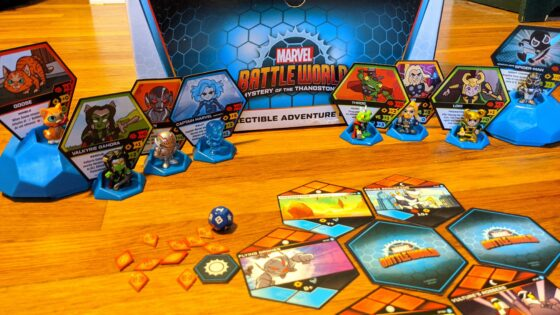 Battleworld Gaming Box