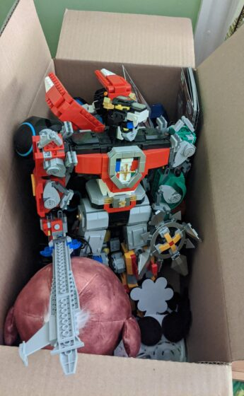 Box of Voltron