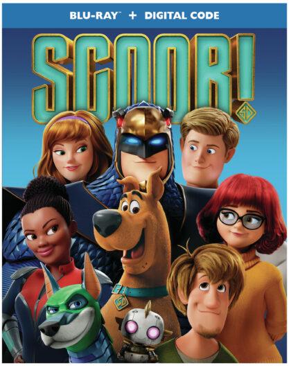 Scoob Blu-ray