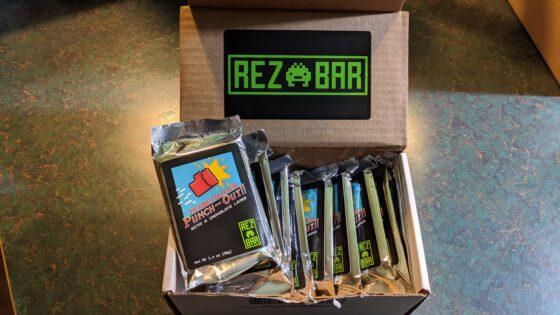 Rez Bars