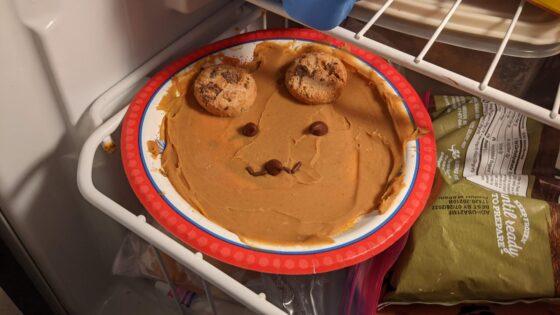 Teddy Bear Cookie Crackle