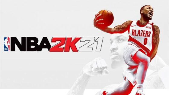 NBA 2K21 graphic