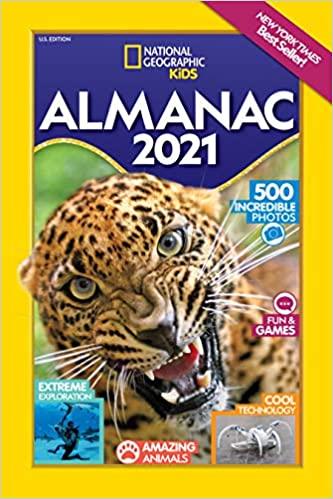 Kids Almanac 2021
