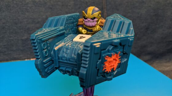 Thanos in Ship