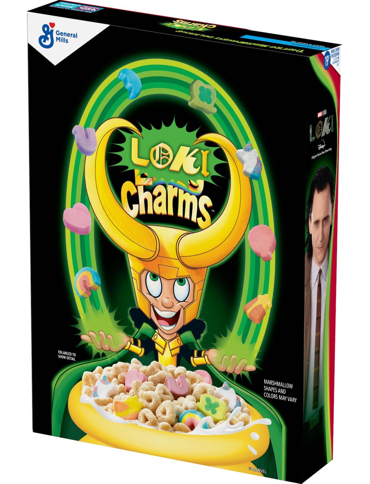 Loki is Everywhere Including Lucky Charms - New Loki ...