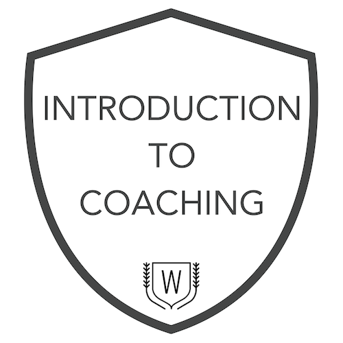 Introduction To Coaching